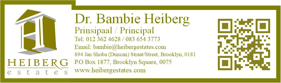 Bambie Nuwe Signature